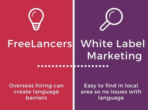 Freelancing Vs white label digital marketing