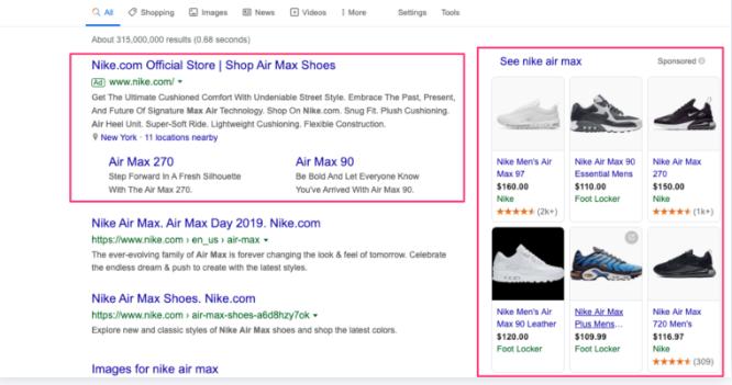 google shopping guide