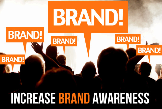 Increase your brand recognition