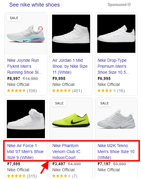 optimize product titles
