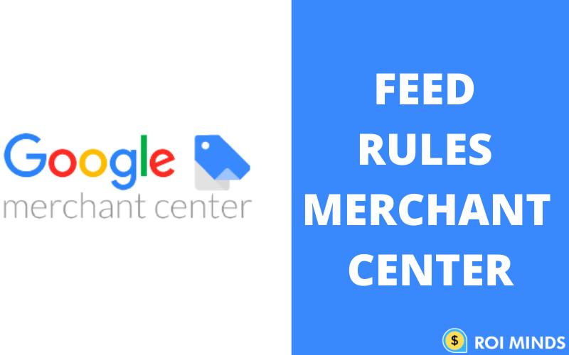Feed rules