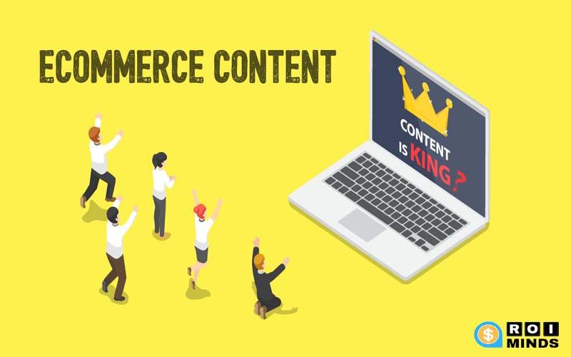 Ecommerce Content