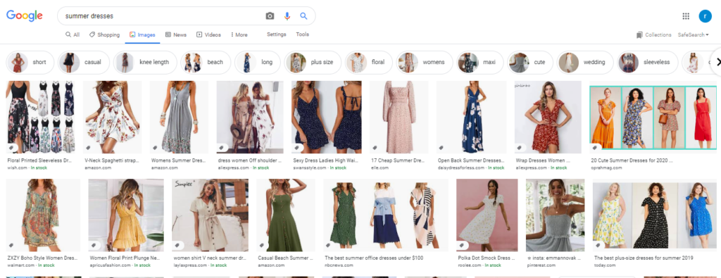Image search optimization