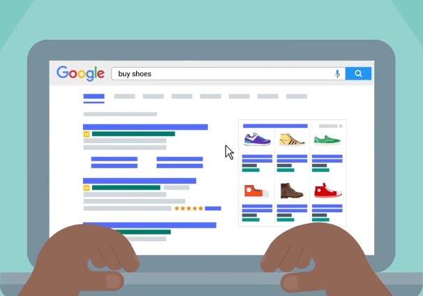 Google shopping product feeds