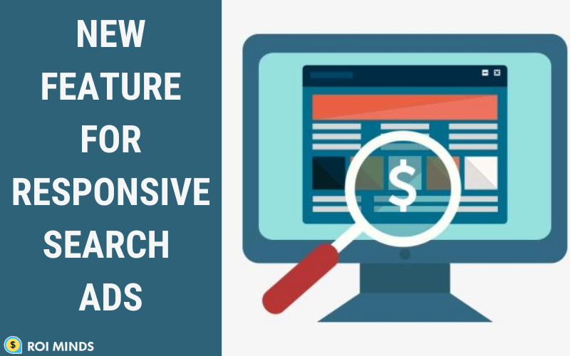 new feature for responsive search ads