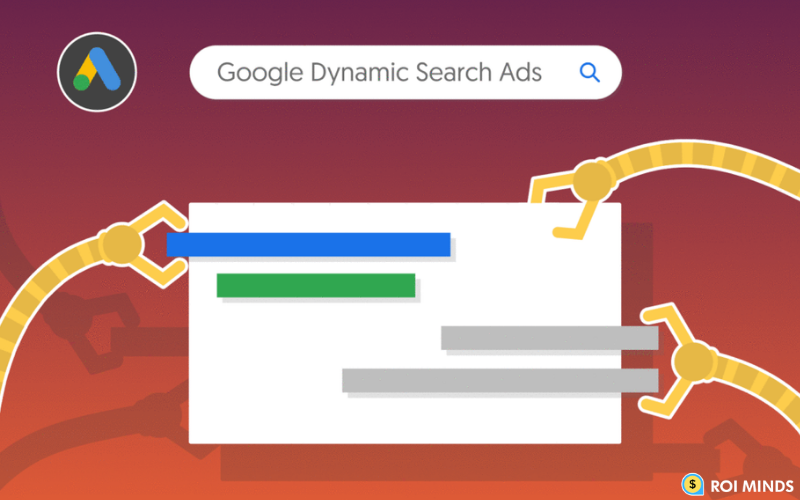 Dynamic search ads