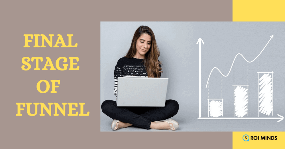 Conversion Funnel on Landing Page