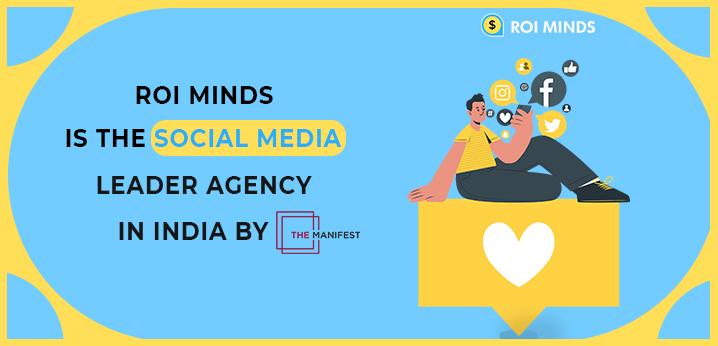 ROI Minds social media leader agency